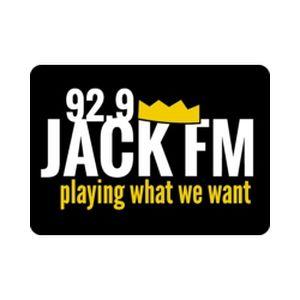 Fiche de la radio WBUF 92.9 JACK FM