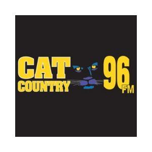 Fiche de la radio WCTO Cat Country 96 FM