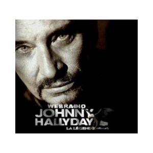 Fiche de la radio Webradio Johnny Hallyday – La Légende