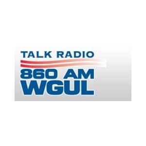 Fiche de la radio WGUL 860 AM