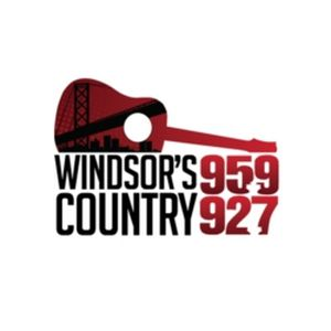 Fiche de la radio Windsor's Country 95.9/92.7