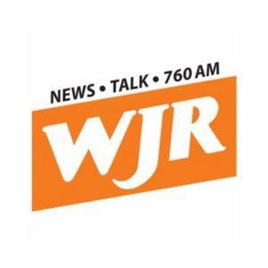 Fiche de la radio WJR 760 AM