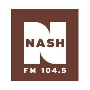 Fiche de la radio WKAK 104.5 Nash FM