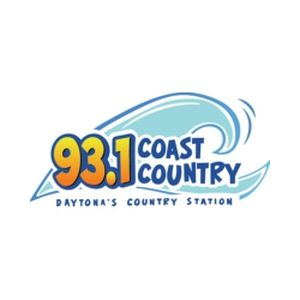 Fiche de la radio WKRO 93.1 Coast Country
