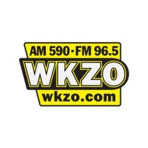 Fiche de la radio WKZO 590 AM