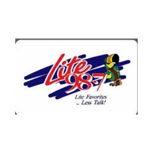 Fiche de la radio WLZW Lite 98.7 FM