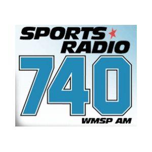 Fiche de la radio WMSP Sports Radio 740