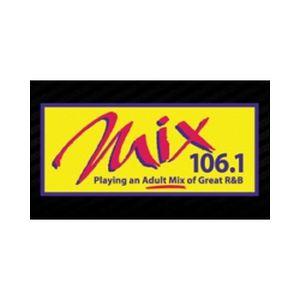 Fiche de la radio WMXU Mix 106.1