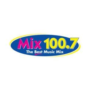 Fiche de la radio WNMX Mix 100.7