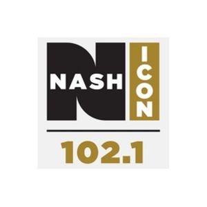 Fiche de la radio WNUQ 102.1 Nash ICON