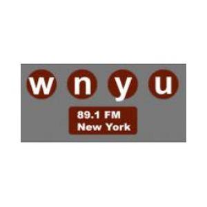 Fiche de la radio WNYU 89.1 FM