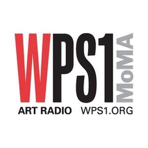 Fiche de la radio WPS1 Art Radio – MOMA