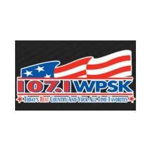 Fiche de la radio WPSK 107.1