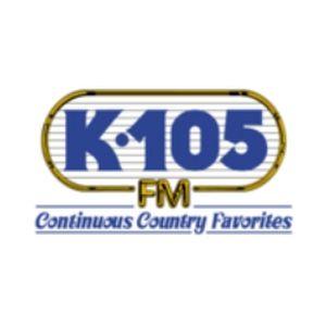 Fiche de la radio WQXK K 105 Country