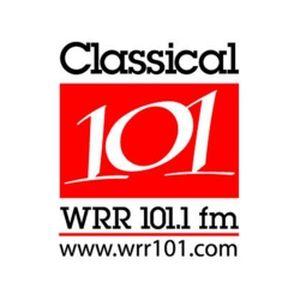 Fiche de la radio WRR 101