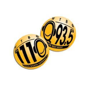 Fiche de la radio WTBQ 1110
