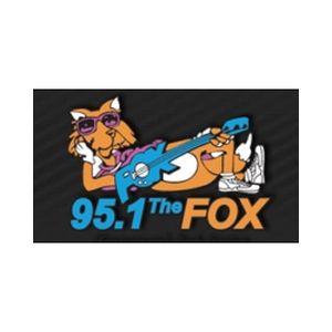 Fiche de la radio WXFX The Fox