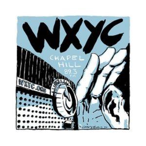 Fiche de la radio WXYC 89.3 FM