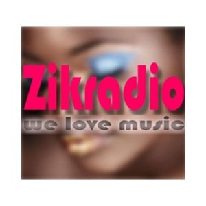 Fiche de la radio Zikradio we love music