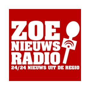 Fiche de la radio Zoe Nieuwsradio